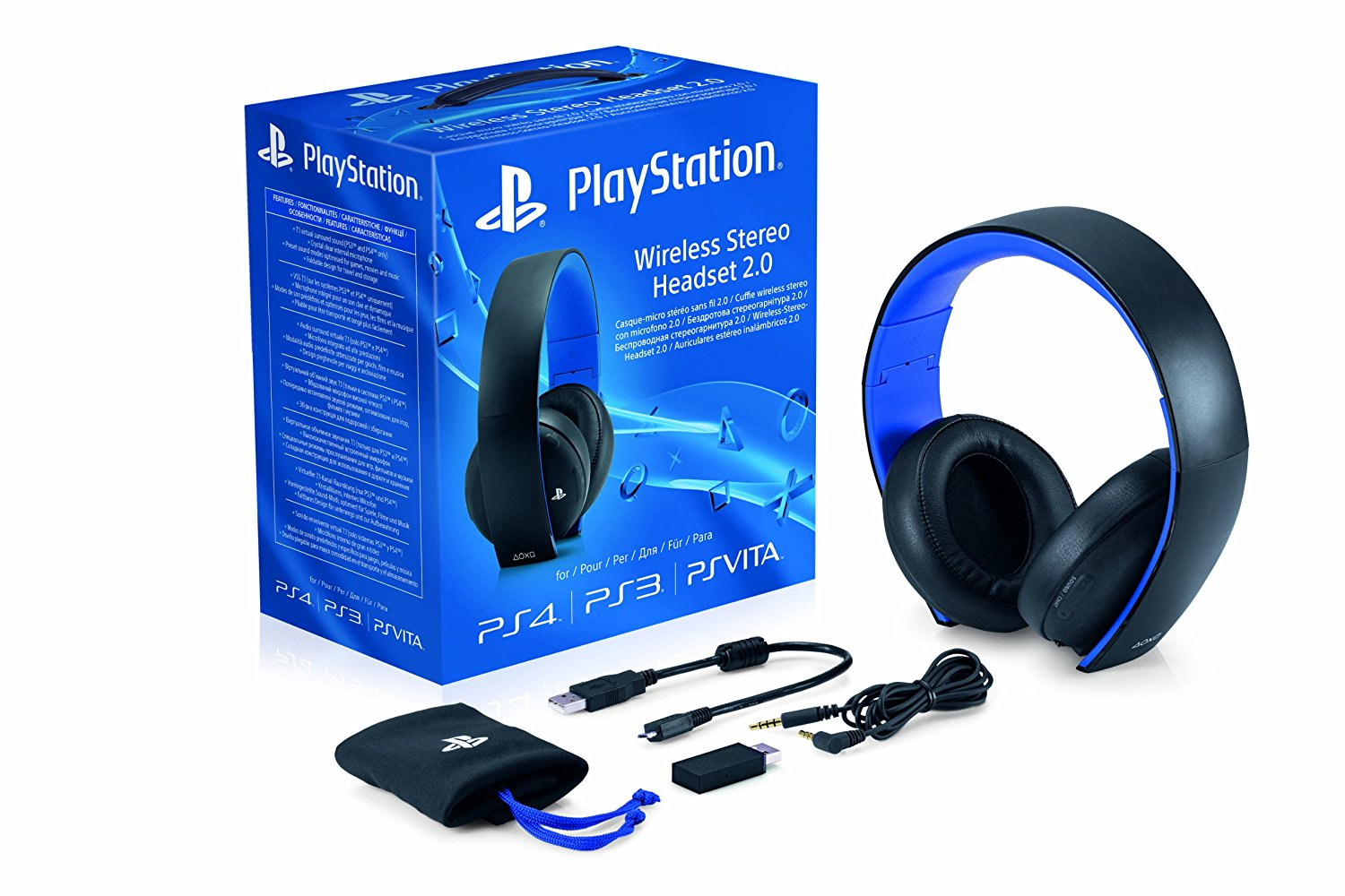 PS4 Wireless Gold stereo Headset Best Price in Bangladesh c6c2d198ea71