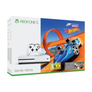 Xbox One S 500GB Horizon 3 & Hot Wheels