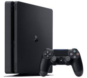 PS4 Slim 500 GB FIFA 18 Bundle