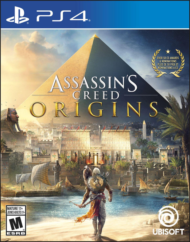 assassin 39 s creed origins ps4 game best price in bangladesh. Black Bedroom Furniture Sets. Home Design Ideas