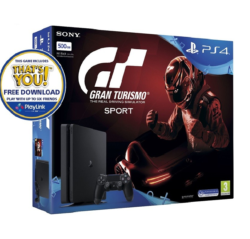 ps4 gran turismo sport bundle 500 gb best price in bangladesh. Black Bedroom Furniture Sets. Home Design Ideas