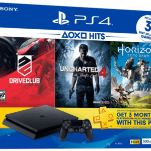 PS4 Slim 500GB Bundle