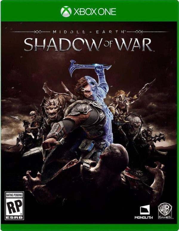 Middle-earth Shadow of War Xbox One Game