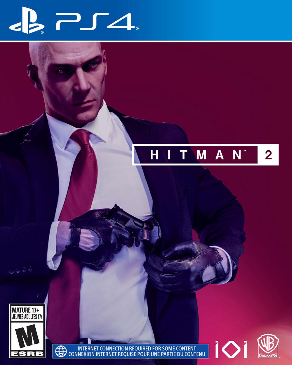Hitman 2 PS4 Game Best Price iBangladesh - PXNGAME