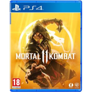 Mortal Kombat 11 ps4
