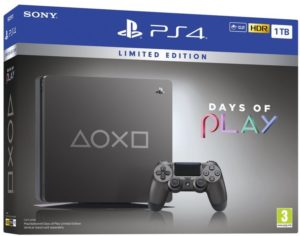 PlayStation 4 Slim Days of Play Limited Edition