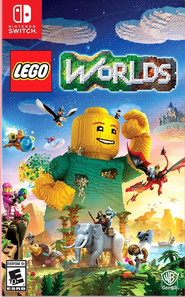 LEGO Worlds - Nintendo Switch Game Best Price in BD - PXNGAME