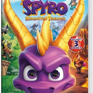 Spyro Reignited Trilogy - Nintendo Switch Standard Edition