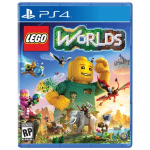 LEGO Worlds - PlayStation 4 in Bashundhara City Shopping Mall