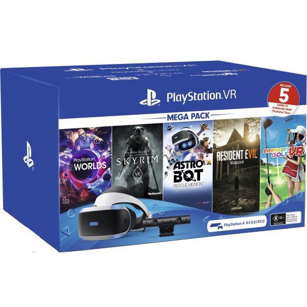 Sony PlayStation VR Mega Pack Bundle 5 Games (PSVR Mega Pack V2)