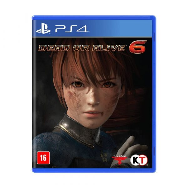 Dead Or Alive 6 (PS4) in Bangladesh pxngame.site
