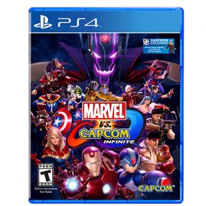 Marvel Vs Capcom Infinite (PS4) Best Price in Bangladesh PXNGAME