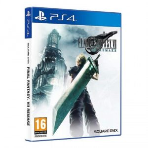 Final Fantasy VII Remake (PS4) Best Price in BD - PXNGAME
