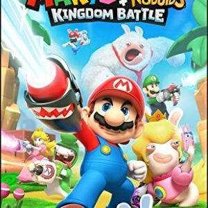Mario + Rabbids Kingdom Battle - Nintendo Switch in Bashundhara City