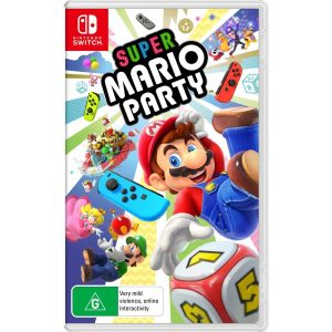 Super Mario Party- Nintendo Switch Best Price in Bangladesh - PXNGAME