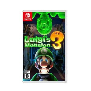 Luigi's Mansion 3 - Nintendo Switch Best Price in Bangladesh-pxngame
