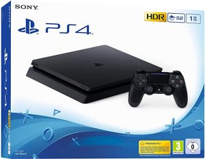 PlayStation 4 Slim 1TB Gaming Console Sony PS4 Best Price in BD