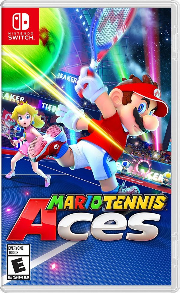 Mario Tennis Aces - Nintendo Switch Game Best Price in BD - PXNGAME