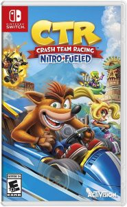 Crash™ Team Racing Nitro-Fueled (Nintendo Switch)