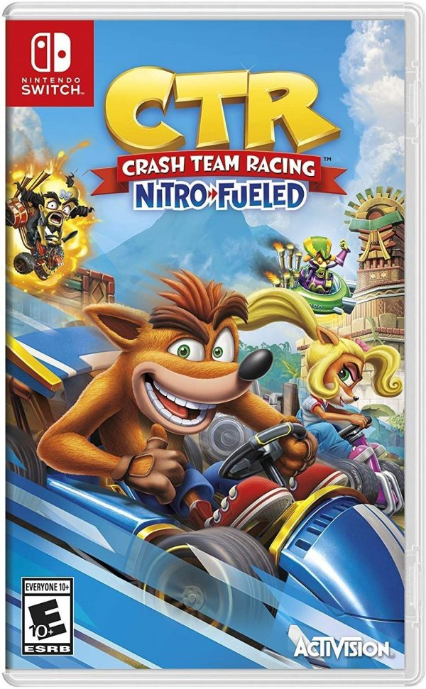 Crash™ Team Racing Nitro-Fueled (Nintendo Switch)
