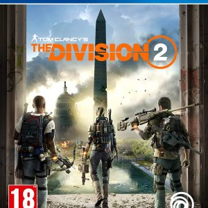 Tom Clancy's The Division 2 (PS4) in Bashundhara City Bangladesh