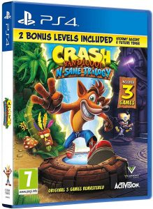 Crash Bandicoot: N-Sane Trilogy PS4 Game