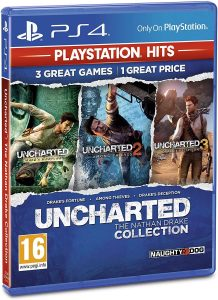 Uncharted: The Nathan Drake Collection PS4 Best Price in Bangladesh