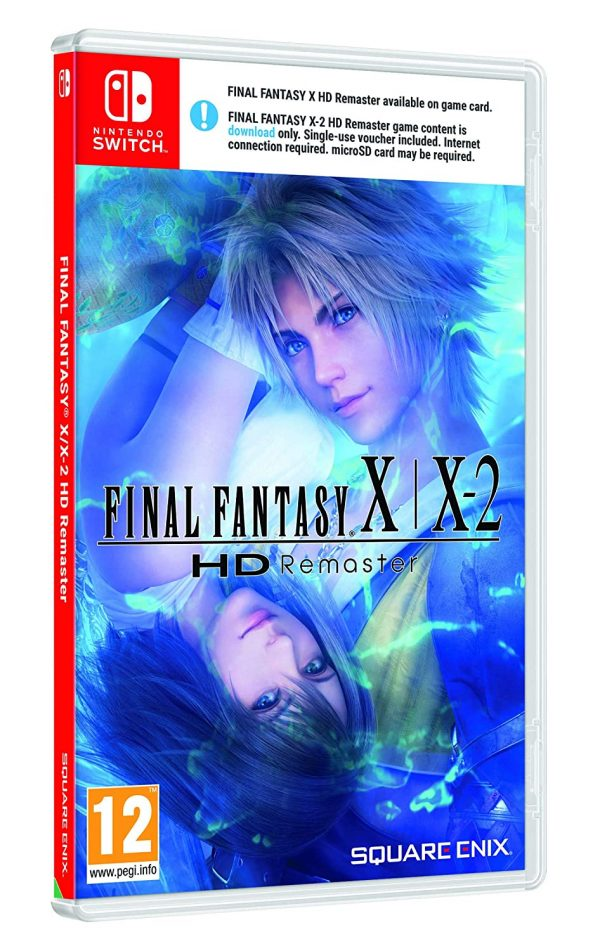 Final Fantasy X/ X-2 HD Remaster (Nintendo Switch) Best Price in Bangladesh