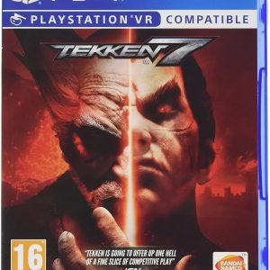 Tekken 7 (PS4) Best Price in Bangladesh PXNGAME