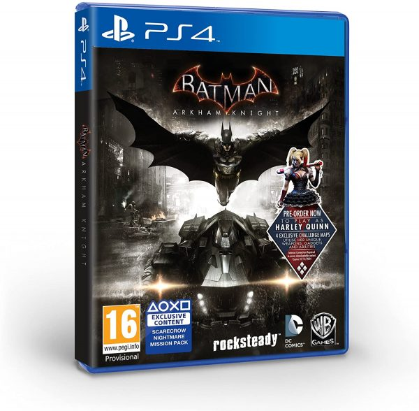 Batman: Arkham Knight (PS4) Best Price in Bashundhara City Bangladesh