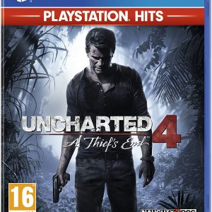 Uncharted 4: A Thief's End - PlayStation Hits PS4 Best Price in Bangladesh