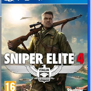 Sniper Elite 4 (PS4) Best Price in Bangladesh PXNGAME