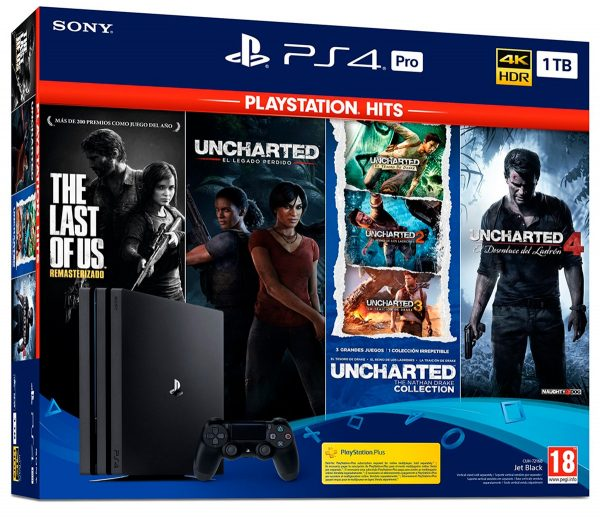PlayStation 4 Pro1TB Console MegaPack Bundle Best Price in Bangladesh