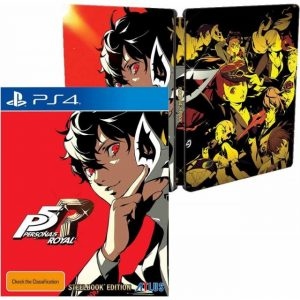 Persona 5 Royal Steelbook Launch Edition PS4 in Dhaka Bangladesh