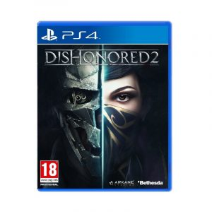 Dishonored 2 - PlayStation 4 Game Best Price in BD - PXNGAME