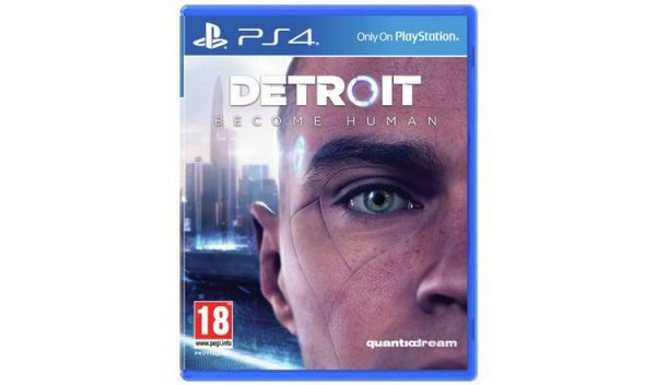 Detroit Become Human -PS4 Best Price in Bangladesh-pxngame