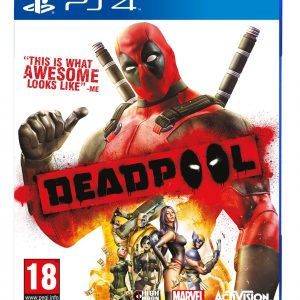 Deadpool - PlayStation 4 in Bashundhara City Shopping Mall