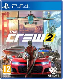 The Crew 2 PS4 Best Price in Bashundhara City Bangladesh