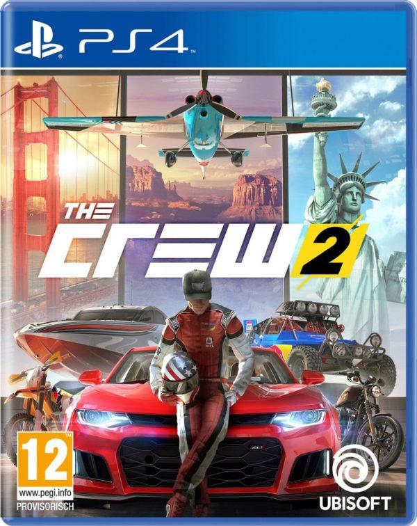 The Crew 2 PS4 Best Price in Bashundhara City Bangladesh