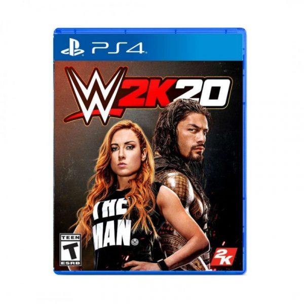 WWE 2K20 (PS4) Best Price in Bashundhara City Bangladesh