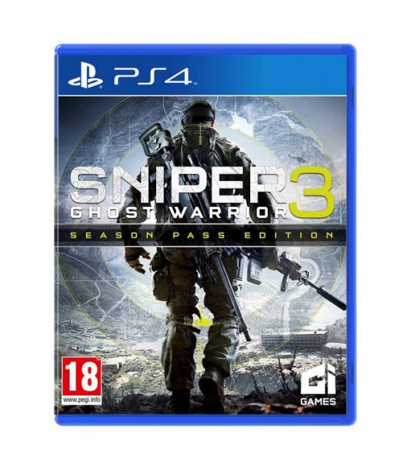 Sniper: Ghost Warrior 3 Season Pass Edition - PS4 Best Price in BD