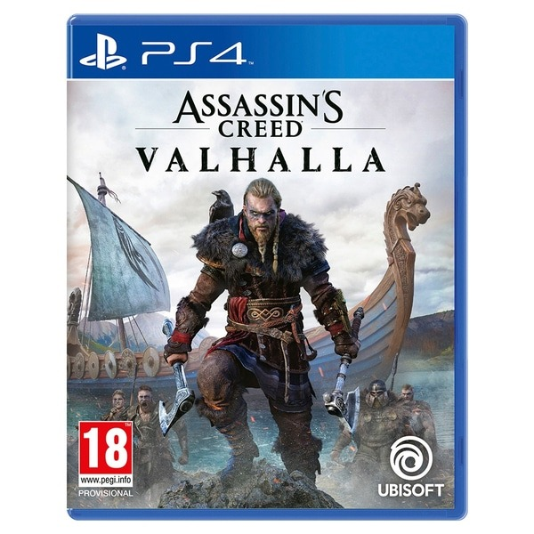 Ubisoft Assassin's Creed Valhalla PS4