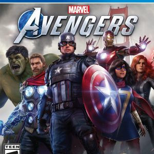 Marvel's Avengers for PlayStation 4