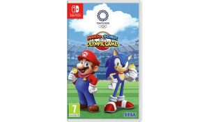 Mario & Sonic at the Olympic Games Tokyo 2020 - Nintendo Switch It's party time, and everyone's invited! Team up with Mario, Sonic, and friends on Nintendo Switch in action-packed sporting events! Bring your best moves to the track, the gym, the ring, or the water in dozens of different party games everyone will enjoy.